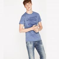 t-shirt-allori-blu-pepe