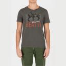 T-shirt Beat It Vintage 55