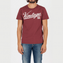 T-shirt Logo Vintage 55